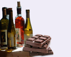 Сердце не лечат вино и шоколад