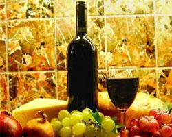 Для нормализации работы сердца надо пить вино и кушать рыбу