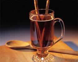 Пылающее вино или глинтвейн