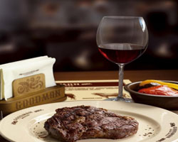 Вред мяса снижает красное вино