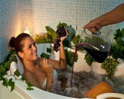 Винотерапия также эффективна, как регулярное умеренное употребления вина