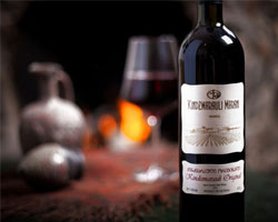 Две грузинские компании-производителя начинают поставки вина в РФ