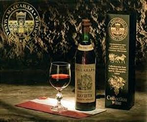 Коллекционные вина Массандры