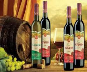 Новое вино «Кубанская Корона» от холдинга «Даймонд»