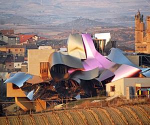 Еще раз об Испании: винный город Фрэнка О. Гери
