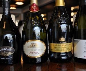 Изысканное вино Просекко из Италии