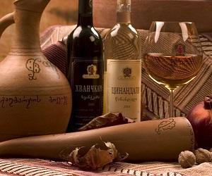 С чего начиналось грузинское виноделие