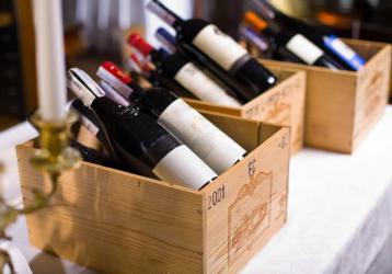 Правильное хранения вина дома