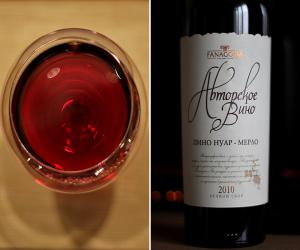 Авторские вина Фанагории