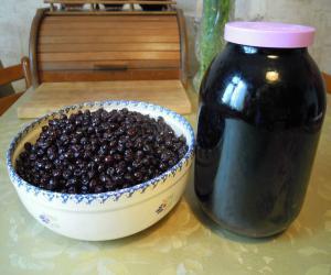 Рецепты вишневой наливки на спирту