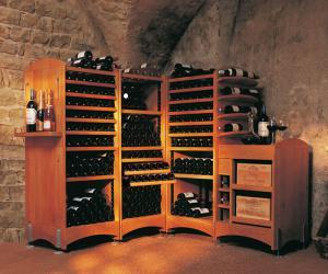 Условия хранения вина
